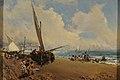 En la playa - Baldomero Galofré Jiménez.jpg