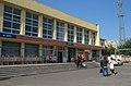 Entrance of Tongzhouxi Railway Station (20171023132502).jpg