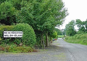 Walsh Island - Entrance to Walsh Island