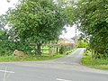Entrance to Wanborough Plain Farm - geograph.org.uk - 1421760.jpg