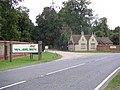 Entrance to Woburn Safari Park - geograph.org.uk - 217722.jpg