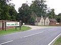 Entrance to Woburn Safari Park - geograph.org.uk - 217722.jpg