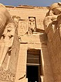 Entryway, The Great Temple of Ramses II, Abu Simbel, AG, EGY (48017127138).jpg
