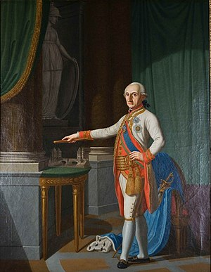 House of Este - Ercole III was the last Este duke of Modena and Reggio.