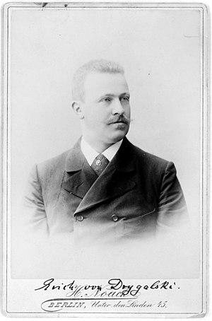 Drygalski, Erich Dagobert von (1865-1949)