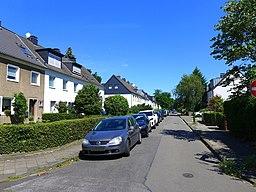 Erlanger Straße in Düsseldorf