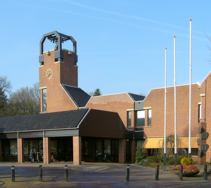 Ermelo - Ermelo town hall