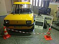 Ermoupolis, Syros Enfield 8000 Electric City Car, Industrial Museum.jpg