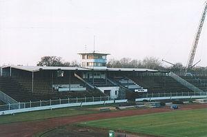 Ernst Grube Stadium - Image: Ernst Grube Stadion Magdeburg