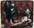 Ernst Ludwig Kirchner. The Murderer (1914) (24818343310).jpg