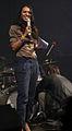 Eroeffnung wiener melange 2011 a Amira Awad.jpg