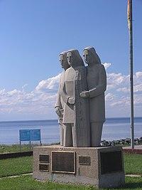 Escuminac Disaster Memorial.JPG