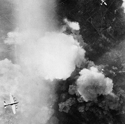 RAF Bomber Command aircrew of World War II - Wikiwand