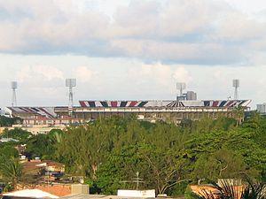 1989 Copa América - Image: Estádio Santa Cruz
