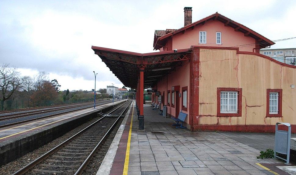 Estación de Curtis A Coruña