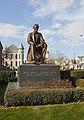 Estatua de Lincoln, Wabash, Indiana, Estados Unidos, 2012-11-12, DD 01.jpg