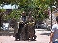 Estatua en Calles de Cartagena de Indias.JPG