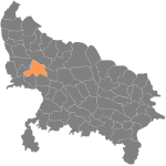 Etah district
