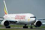 Ethiopian Airlines Boeing 777-200LR ET-ANR (7861050552) (2).jpg