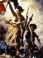 Eugène Delacroix - Liberty Leading the People (detail) - WGA6178.jpg