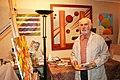 Eugenio Cruz Vargas en su taller.jpg