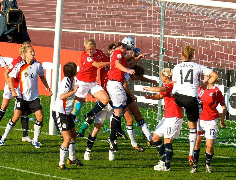 Euro 2009 - Germany-Norway - Goal Scrum 239