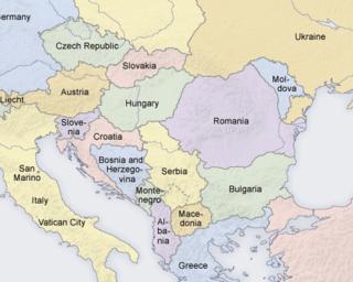 Sex trafficking in Europe