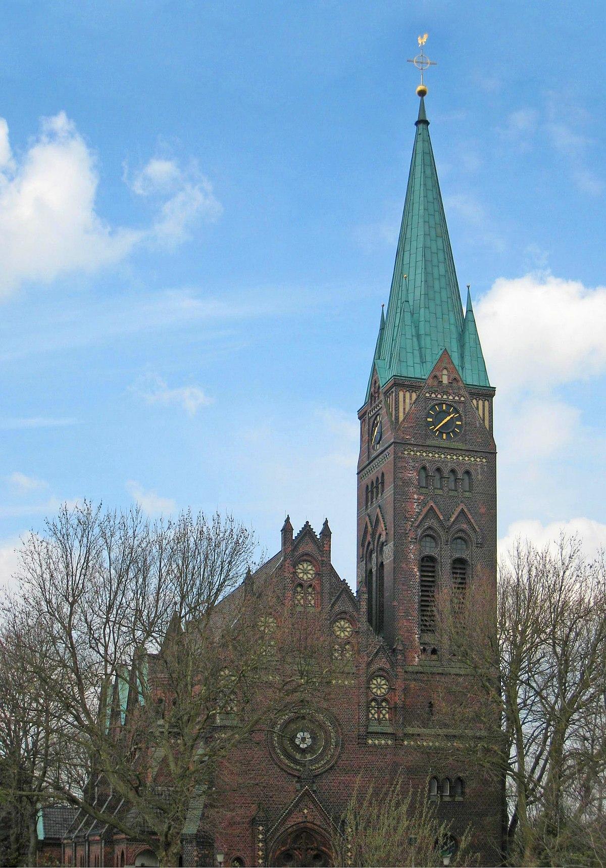 Evangelische Kirche Leopoldshafen