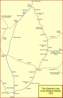 Evesham loop line