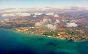 ʻEwa Beach, Hawaii - Image: Ewa Aerial