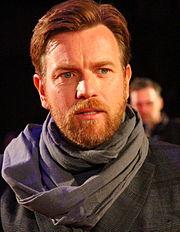 Ewan McGregor, un des acteurs interprétant le rôle d'Obi-Wan.