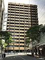 Executive Building in Brisbane at the commencement of its demolition in February 2017.jpg