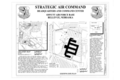 Existing Site Plan - Offutt Air Force Base, Strategic Air Command Headquarters and Command Center, Headquarters Building, 901 SAC Boulevard, Bellevue, Sarpy County, NE HAER NE-9-M (sheet 1 of 6).png