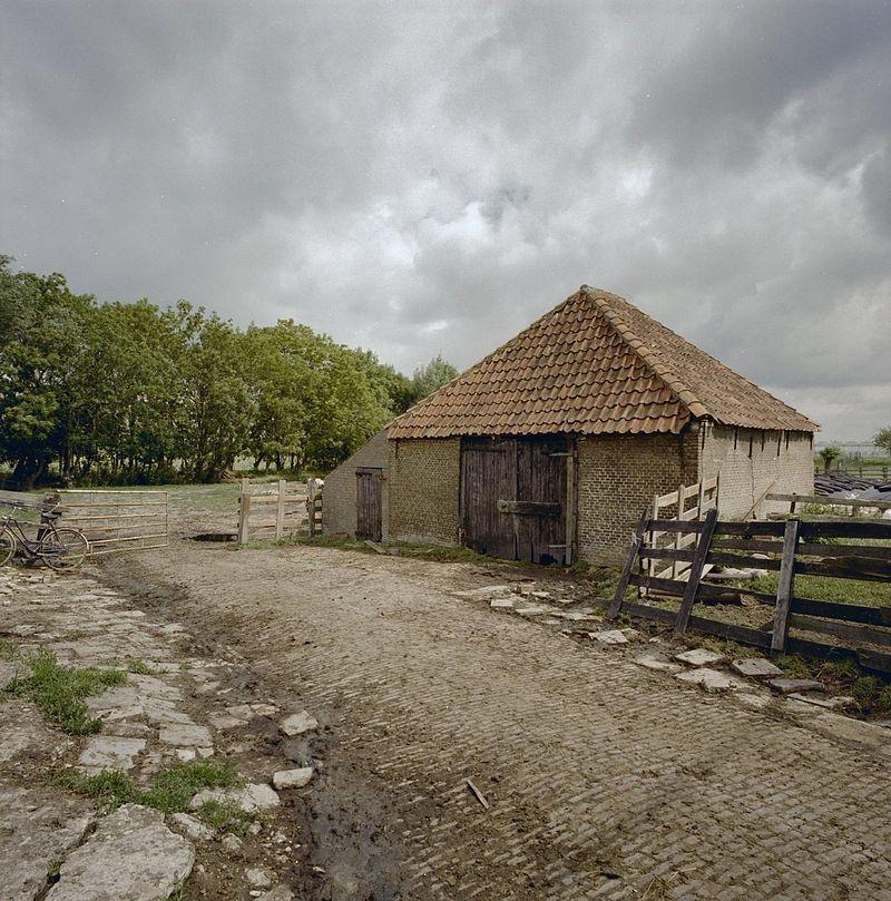Boerderij van het krukhuistype in maasland monument for Exterieur kelder