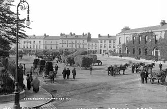 Eyre Square - Eyre Square c. 1897