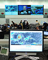 FEMA - 38185 - Monitors at the Emergency Operations Center in Texas.jpg