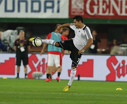 FIFA WC-qualification 2014 - Austria vs. Germany 2012-09-11 - İlkay Gündoğan 03