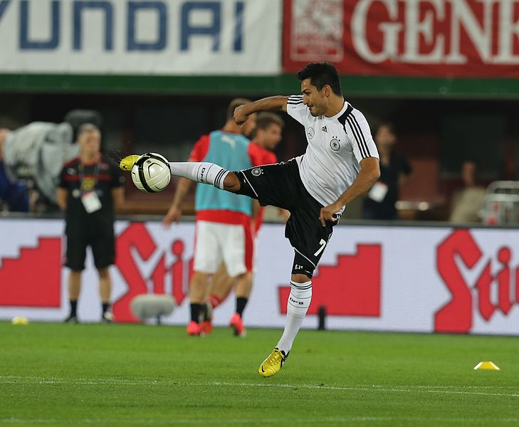 File:FIFA WC-qualification 2014 - Austria vs. Germany 2012-09-11 - İlkay Gündoğan 03.JPG