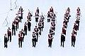 FIL 2012 - Arrivée de la grande parade des nations celtes - Bagads Sonerion Lannarster et Ton'air de Breizh.jpg
