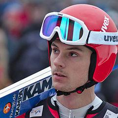 FIS Ski Jumping World Cup 2014 - Engelberg - 20141220 - Andreas Wank 1
