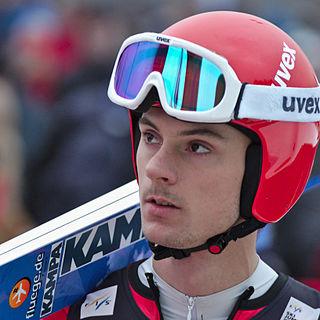 Andreas Wank German ski jumper