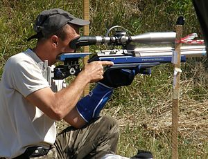 Field target - Image: FTOB2009
