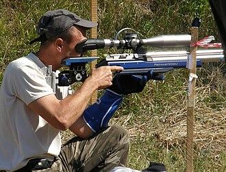 Field target - Image: FTOB2009