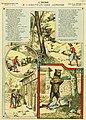 Fables de La Fontaine - Epinal - L'Ours et l'amateur des jardins.jpg