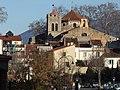 Face Ouest des superstructures de l'église St-Pierre de Céret.jpg