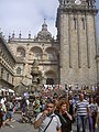 Fachada das Praterías (Catedral de Santiago de Compostela).jpg