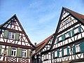 Fachwerkpracht, Haslach (Timber-framed Magnificence) - geo.hlipp.de - 22684.jpg