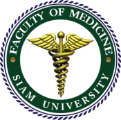 Faculty of Medicine, Siam University logo png