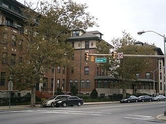 Fairmount Apartments (Jersey City, New Jersey) - Image: Fairmount Hotel Apartments