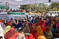 Farmers rally, Bhopal, M.P., India, 11-2005.jpg